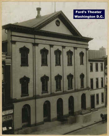 Fords Theater Wash DC.jpg (778776 bytes)